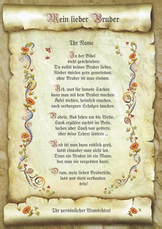 Gedichte Zum 21 Geburtstag Bruder Hylen Maddawards Com