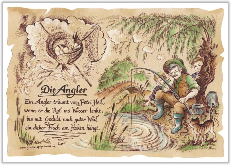 Gluckwunsche Geburtstag Angler Lustige Geburtstagsgluckwunsche