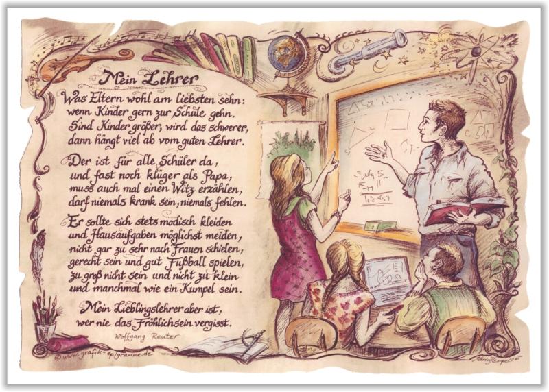 Geschenke von eltern an lehrer