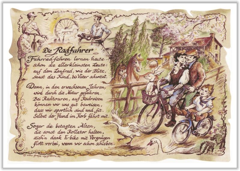 Geschenk radfahrer radsport fahrrad fahrradh ndler for Kleines geschenk fa r meinen freund