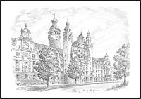 Neues Rathaus Quer